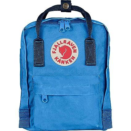 233ebfc4f Fjällräven Kånken Mini, Unisex Adults' Backpack, Blue (Un Blue/Navy)