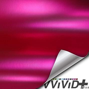 """2ft x 60/"""" pink matte vinyl car wrap DIY sheet roll film satin sticker decal"""