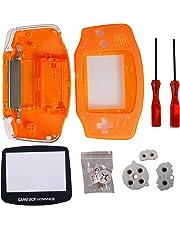 Timorn Pack complet de coques de remplacement de logement pour Nintendo Game Boy Advance