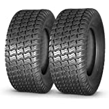 MaxAuto 2 PCS 23x8.50-12 Front Tractor Tire for Lawn Garden Mower Riding