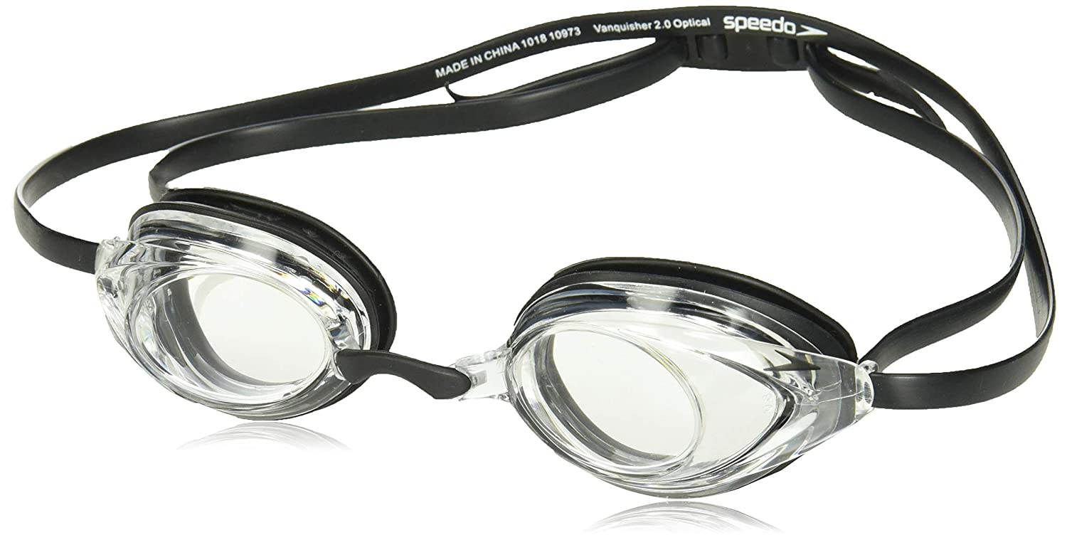 d7b403f41187 Amazon.com   Speedo Vanquisher 2.0 Optical Swim Goggle   Sports   Outdoors