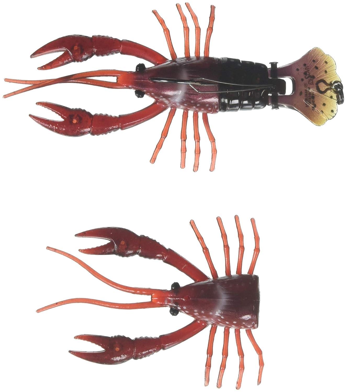 RIVER2SEA Leurre Souple Clakin Crayfish 90
