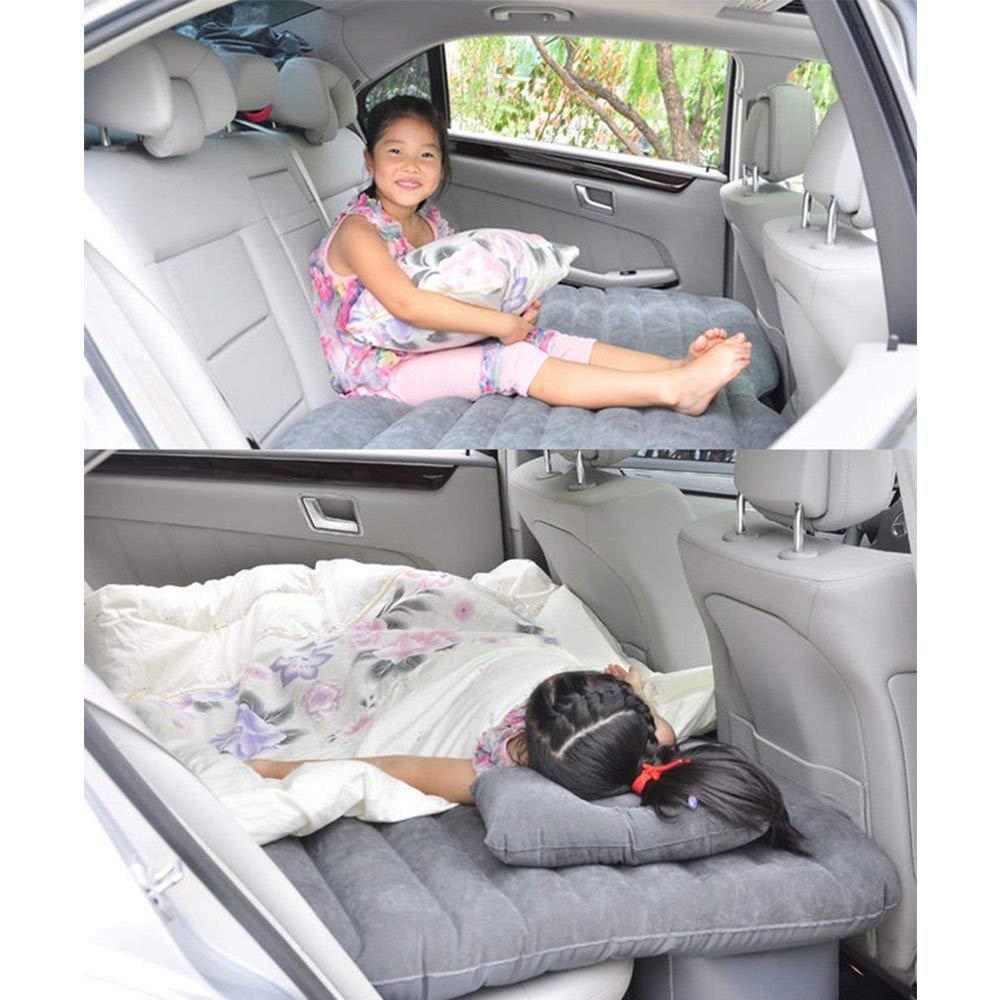 #4 Kawachi Travel Car Air Bed