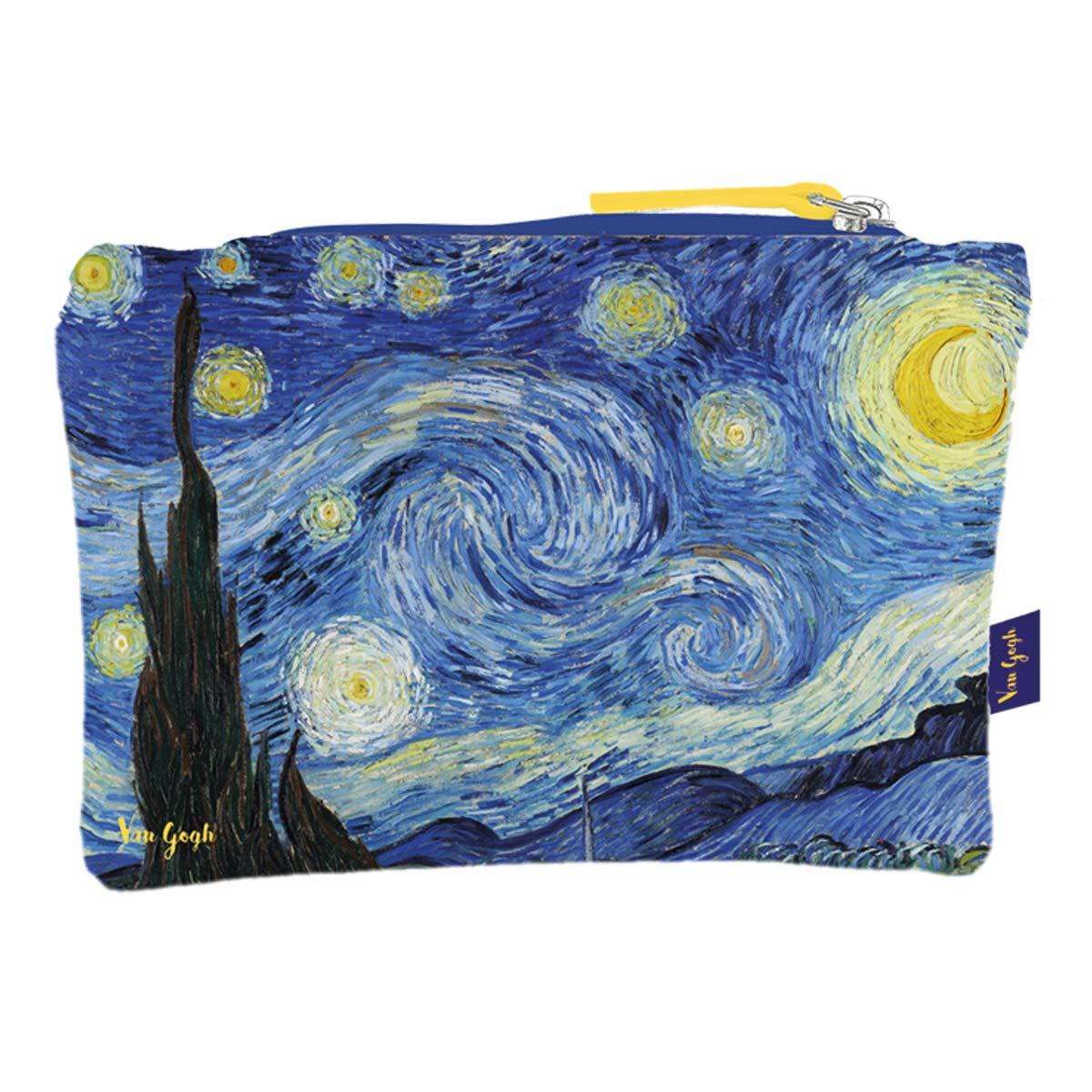 Modello Notte Stellata VAOFO Van Gogh 523428 Borsa