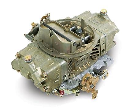 amazon com holley 0 4776c model 4150 double pumper 600 cfm square rh amazon com holley 600 cfm vacuum diagram holley 600 cfm manual