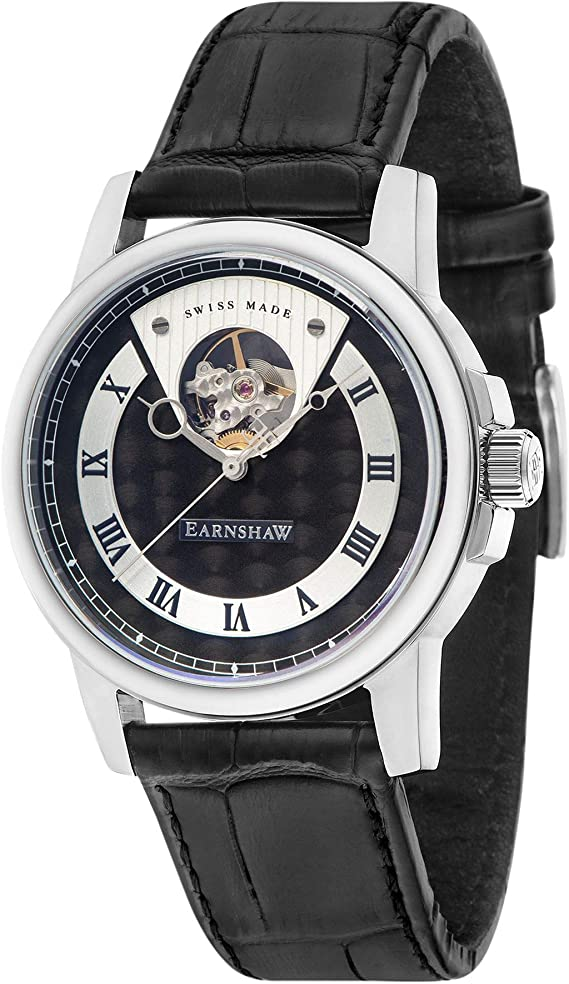 Thomas Earnshaw Beagle Swiss Automatic Watch Es 0035 01 Amazon Co Uk Watches
