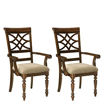 Amazon.com: Standard Muebles woodmont Arm Chair: Kitchen ...