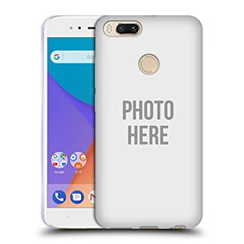 promo code 76751 dc6c8 Custom Customised Personalised Custom Photo Soft Gel Case for Xiaomi Mi  A1/Mi 5X