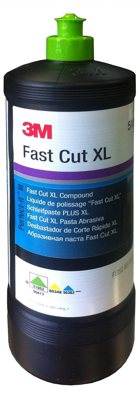 3 M de 51052 abrillantador. Fast cutxl KG1 3M