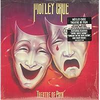 Motley Crue: Theatre of Pain (180g Colored Vinyl) Vinyl LP