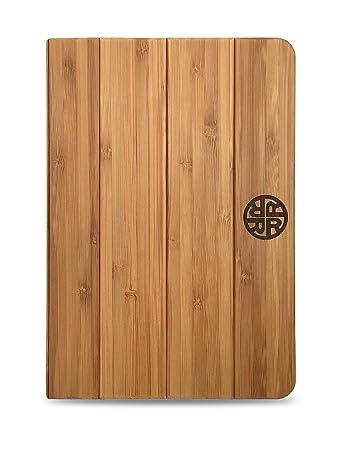 Reveal Nara Bamboo Folio Case for iPad Mini 1 / 2 / 3 - Natural Bamboo