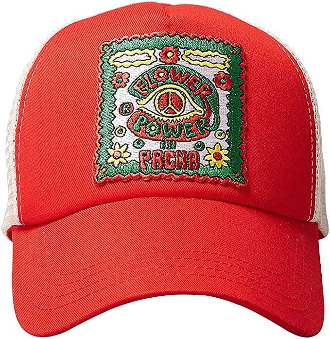 PACHA - Gorra Oficial Flower Power Unisex by Lucky Seven: Amazon ...