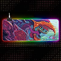 LJSBD Mouse Pad 800X300 Big Large Rgb Lighting Gaming Mousepad Xl Gamer Mat Mouse Pad For Pc Computer