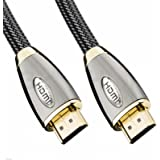 REALMAX High Speed HDMI Cable - 1m - Braided