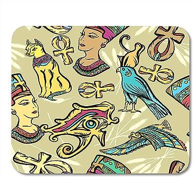 AllenPrint Signos Antiguo Egipto Clásico Flash Parches y ...
