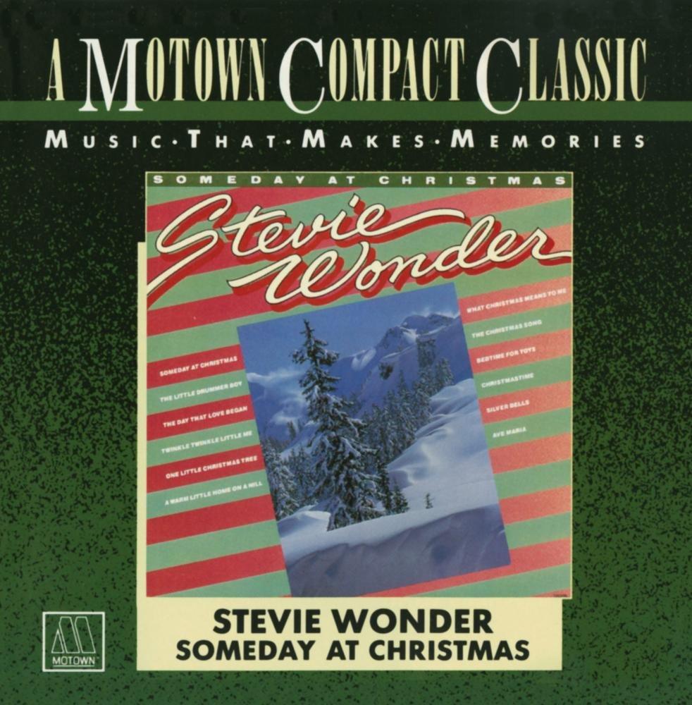 Stevie Wonder - Someday At Christmas - Amazon.com Music