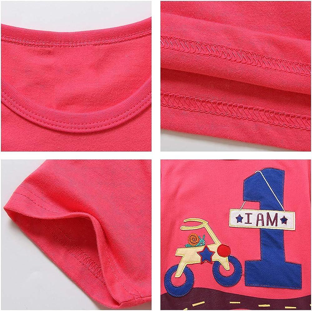 Nwada Bekleidungssets f/ür Jungen Sommer Bekleidung Kleinkind Jungen Outfits 2PCS Shorts und Shirt Sets