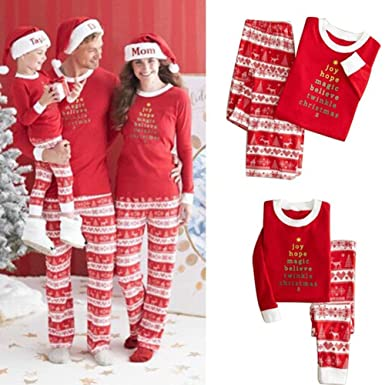 Matching Family Christmas Pajamas 6b45a913b