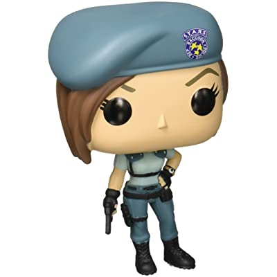 Funko POP Games: Resident Evil-Jill Valentine Action Figure: Funko Pop! Games:: Toys & Games