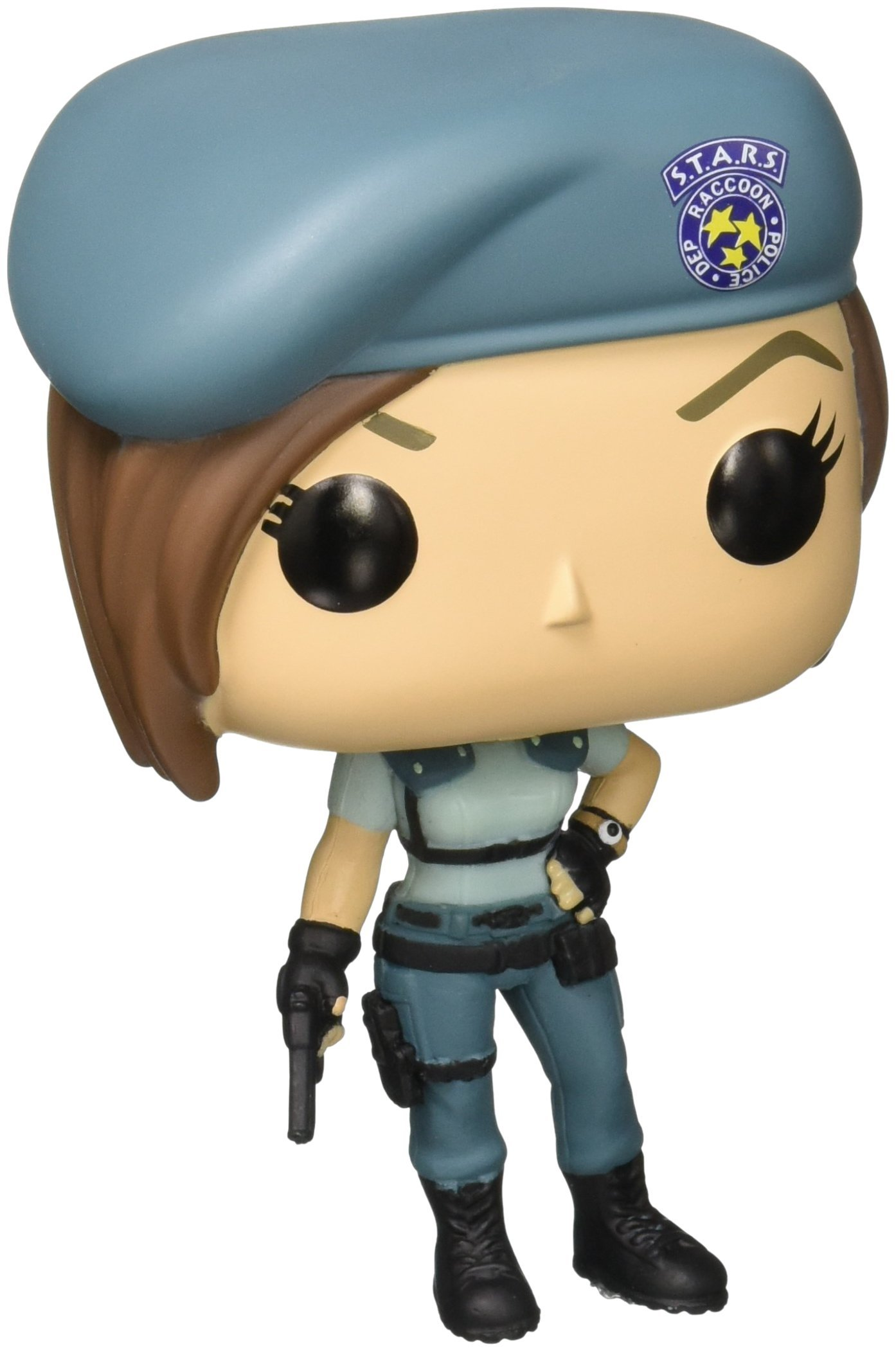 Funko POP Games: Resident Evil-Jill Valentine Action Figure