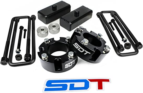"""Aluminum Diff Drop leveling lift kit Fit for Tundra 1999-2006 4WD 2/'/' 3/"""" Front"""