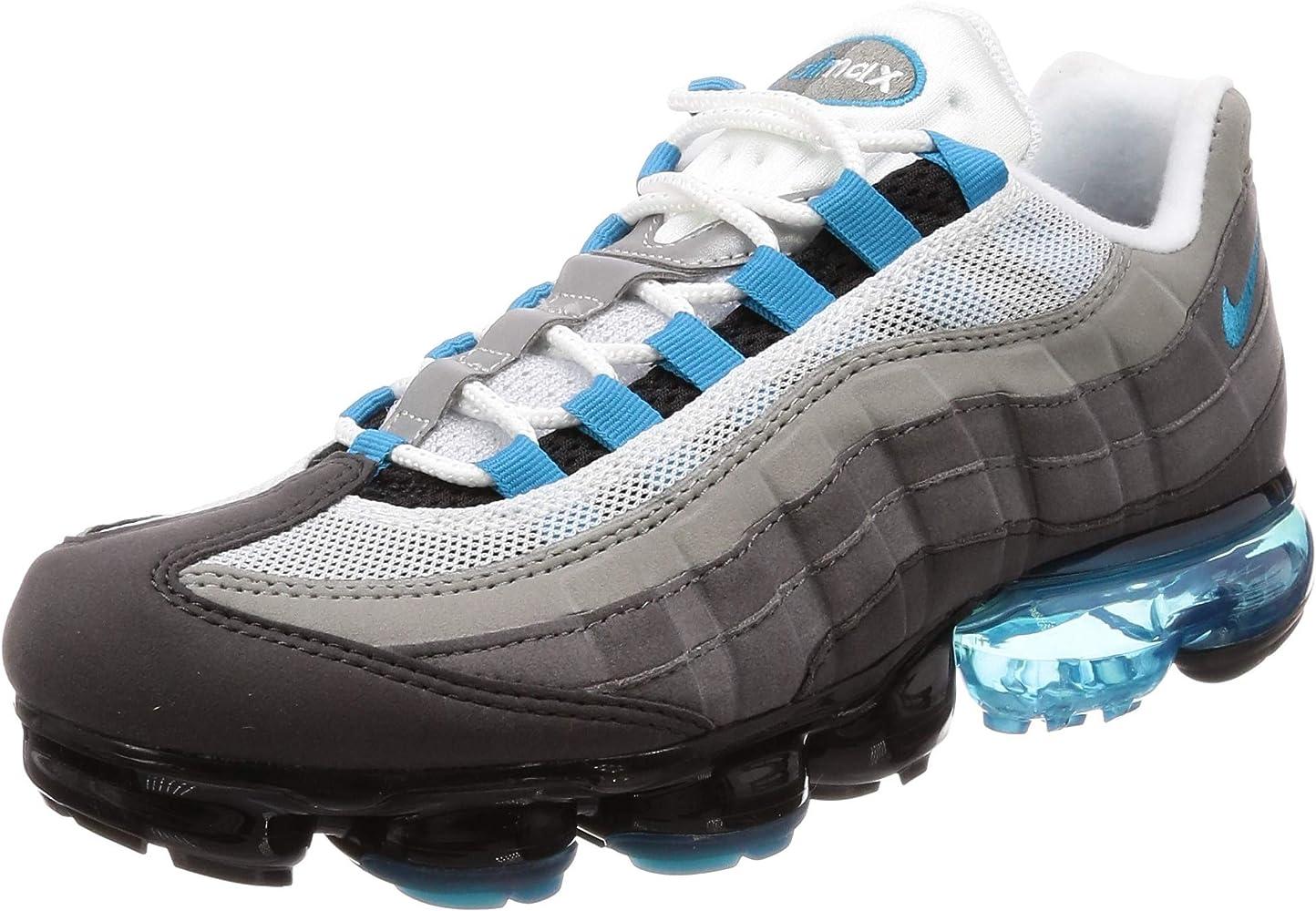 Nike Men's Air Vapormax 95, Black/NEO