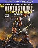 Deathstroke: Knights & Dragons (Bilingual/Blu-ray DVD/Digital) (Version Francaise Incluse)