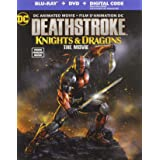Deathstroke: Knights & Dragons (Bilingual/Blu-ray) (Version Francaise Incluse)
