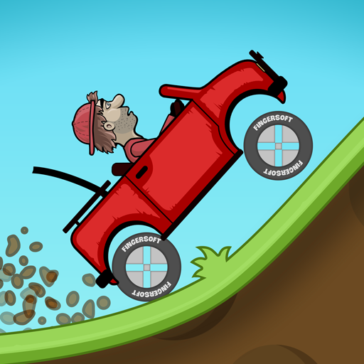 Wheels Hot Games - Hill Climb Racing