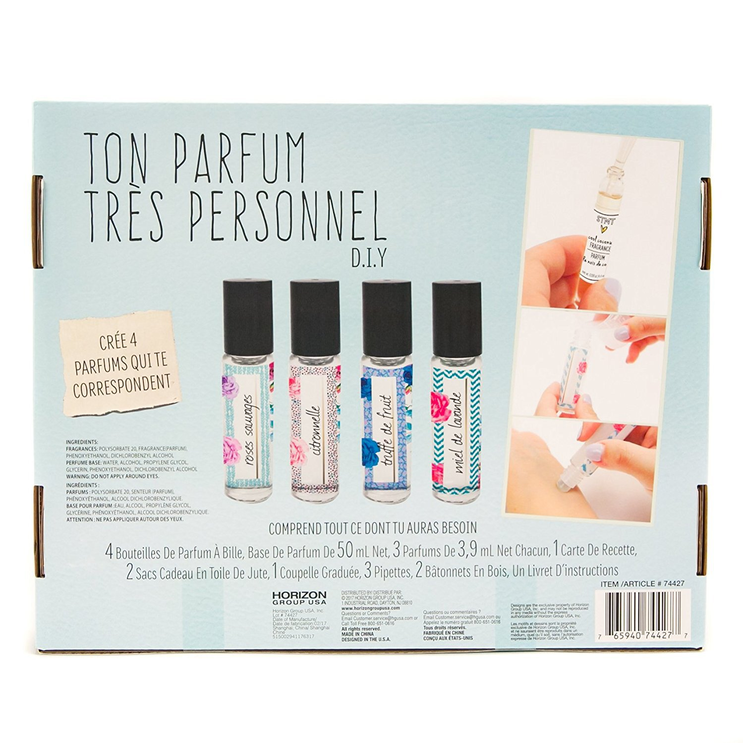 Amazon stmt signature scent art and craft kit by horizon group amazon stmt signature scent art and craft kit by horizon group usa toys games solutioingenieria Images