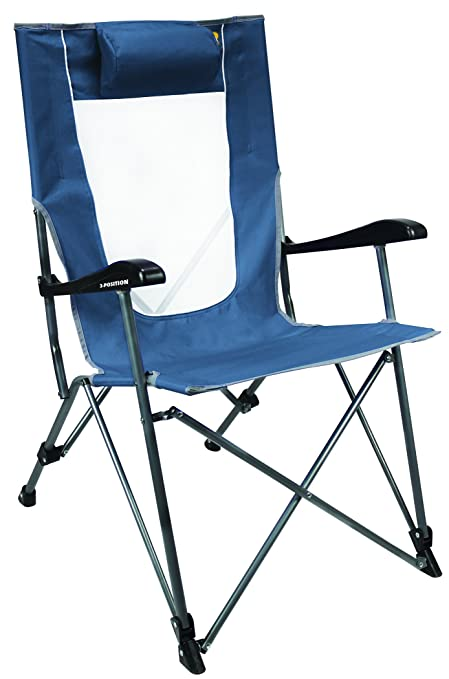 amazon com gci outdoor outdoor reclining camp chair sports outdoors