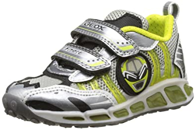0d041a1daac1 Geox - J Shuttle B - Baskets Basses - Garçon  Amazon.fr  Chaussures ...