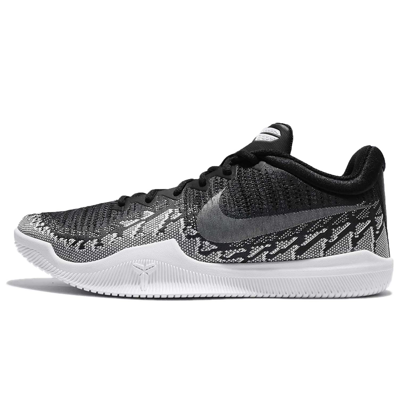 NIKE Men's Kobe Mamba Rage Basketball Shoes B077VXCNPP 9 D(M) US|Anthracite/White-black