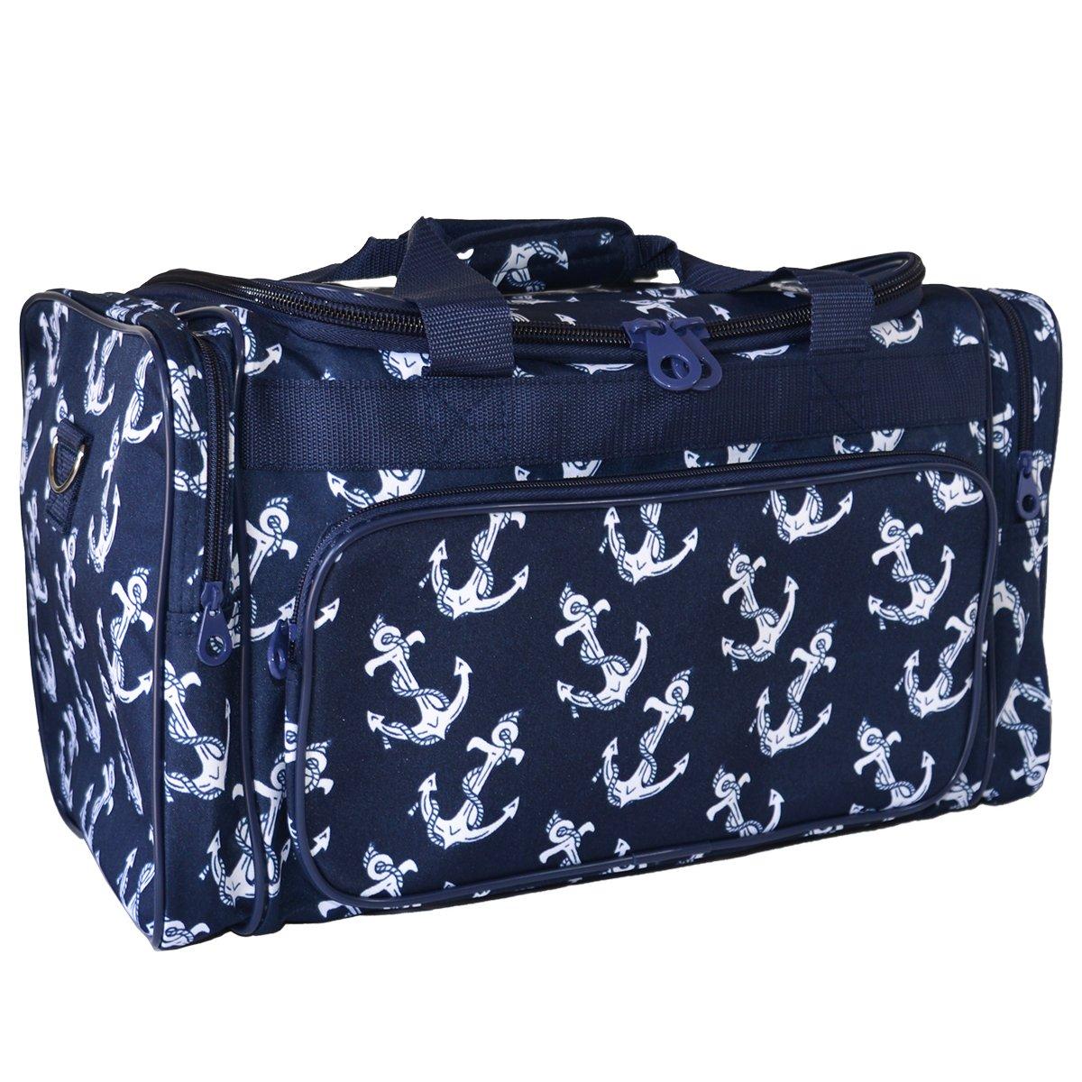 1cf14f70d355 Ever Moda Anchor Duffle Bag
