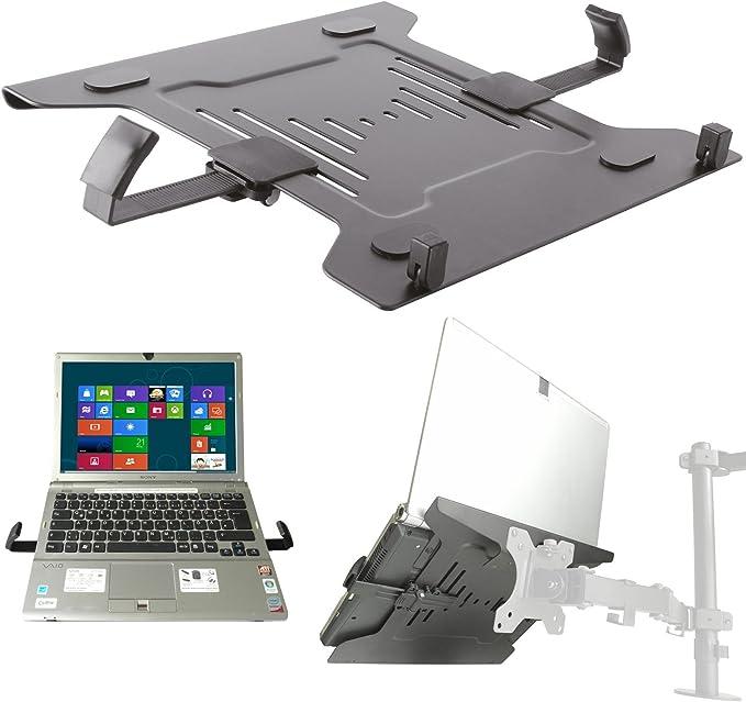 Drall Instruments Laptop Halterung Adapterplatte Elektronik