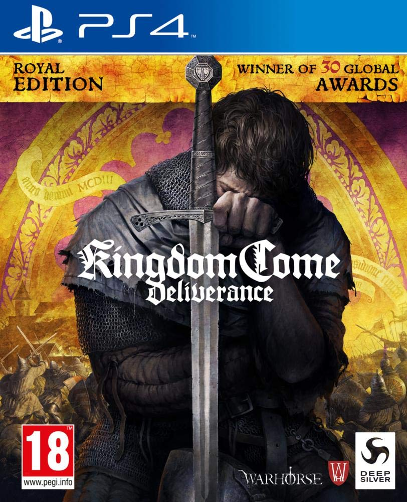 [2019] Kingdom Come: Deliverance version goty ps4 71SK3eXbycL._SL1000_