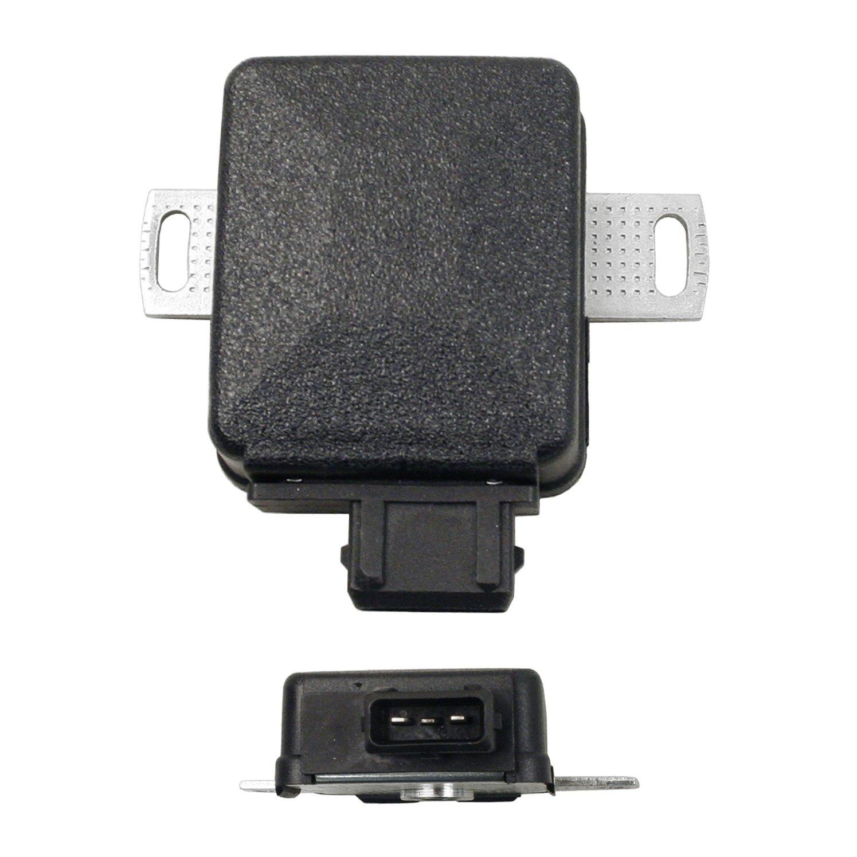 TURBOSII 1 Set TPS Throttle Position Sensor 89452-33030 8945233040 89452-06020 For Toyota Camry Avalon Celica Highlander RAV4 Lexus ES300 RX300