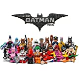 SET COMPLET 20 figurines différentes BATMAN MOVIE Personnages LEGO 71017 Mini Figures