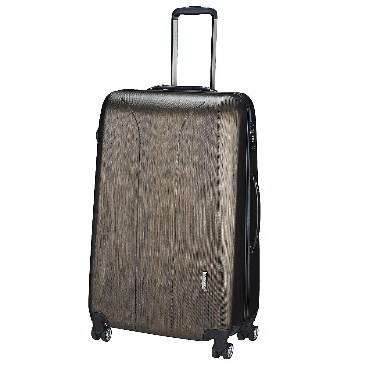 March 15 Trading New Carat 4-Rollen-Trolley 65 cm bronze brushed