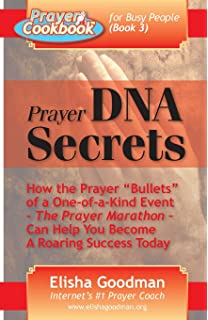 Prayer cookbook for busy people book 2 point by point elisha prayer cookbook for busy people book 3 prayer dna secrets fandeluxe Images