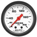 AutoMeter 5734 Phantom Mechanical Pressure Gauge