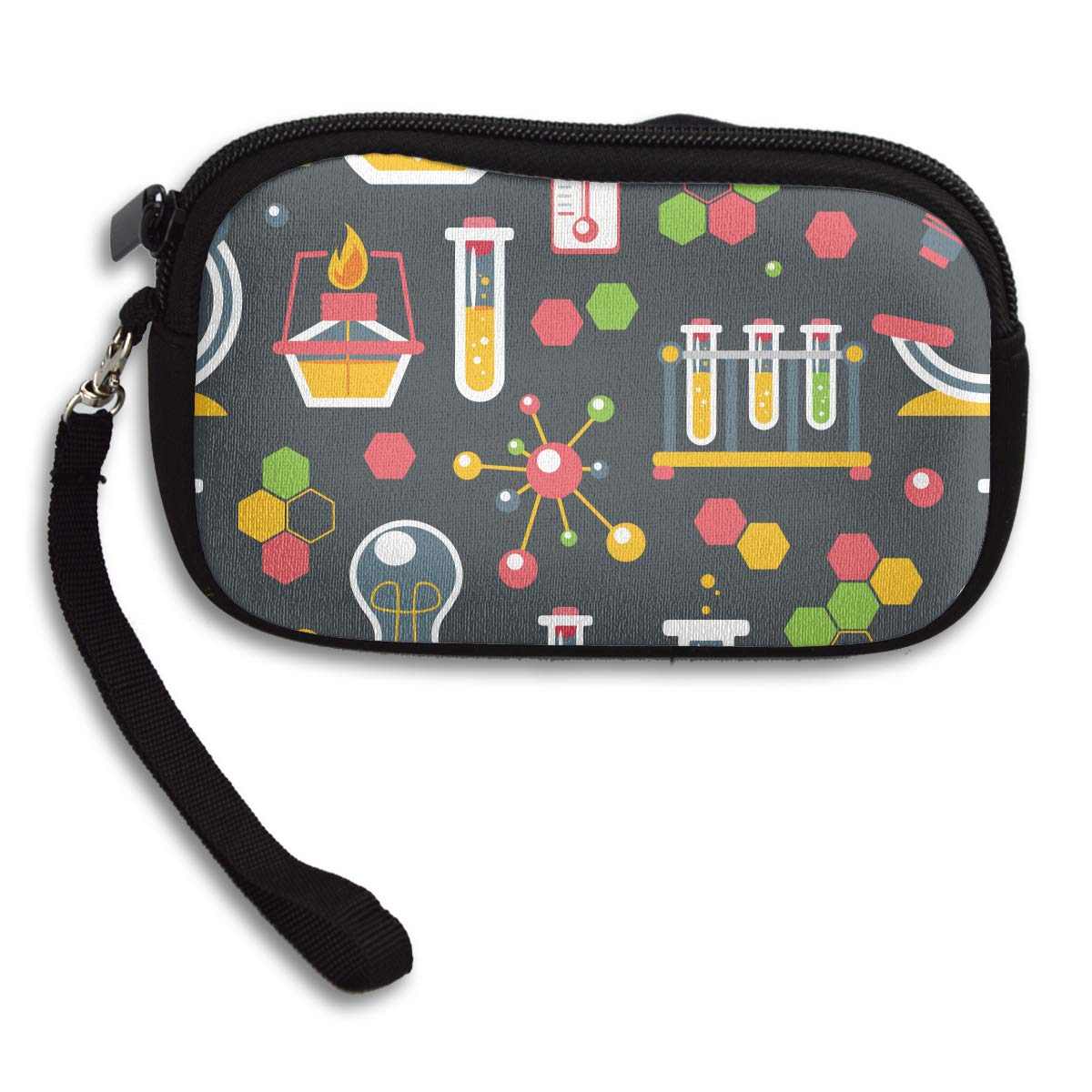 Chemistry Science Deluxe Printing Small Purse Portable Receiving Bag