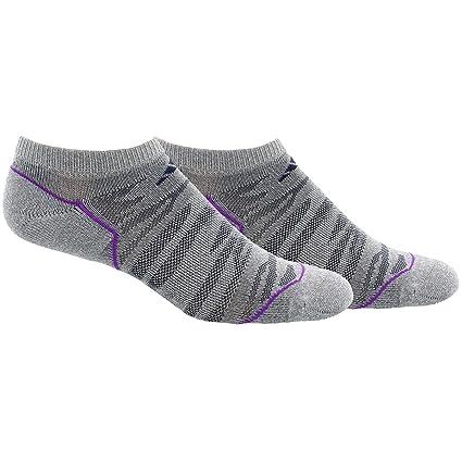 pretty nice e69d8 970c9 adidas Women s Superlite Prime Mesh No Show Socks (2-Pack), Grey