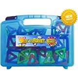Magnetic Case, Toy Storage Carrying Box. Figures Playset Organizer. Accessories For Kids by LMB