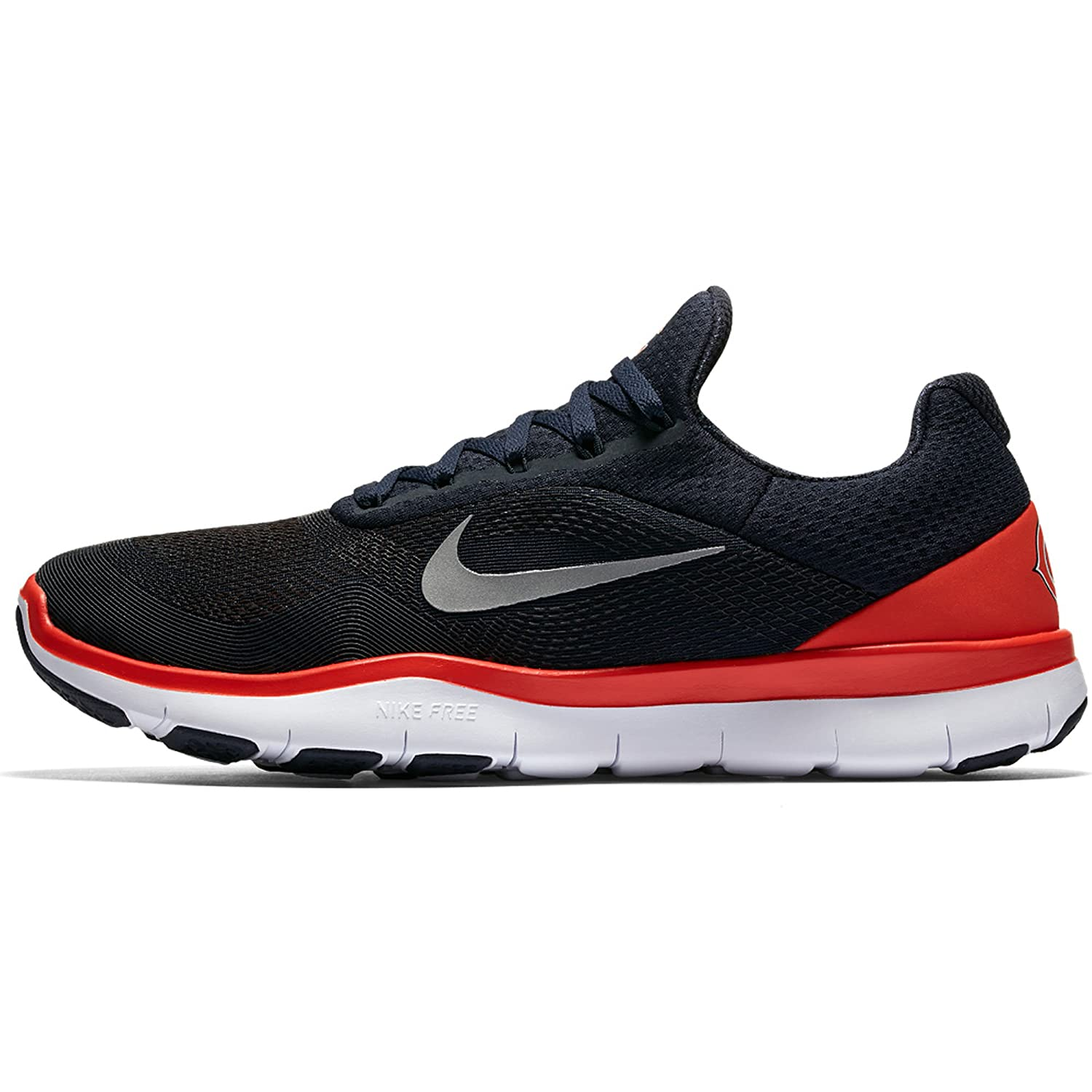 Amazon.com: Nike Chicago Bears Free Trainer V7 NFL Collection Shoes - Size  Men's 9.5 US: Clothing