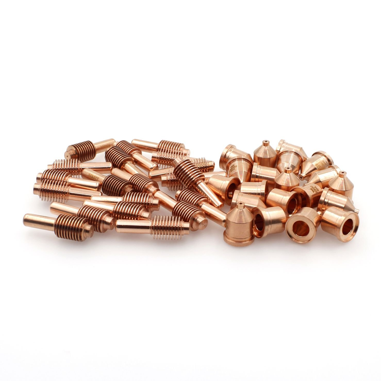 120926 Electrode /& 120931 Nozzle 60A Tip for Plasma Cutting 1250 Torch