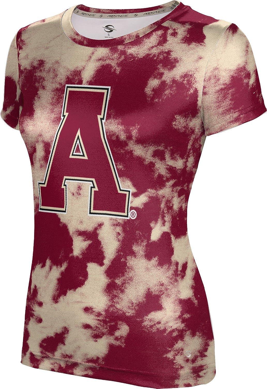 31abd8d4652b Amazon.com: ProSphere Alma College Girls' T-Shirt - Grunge: Clothing