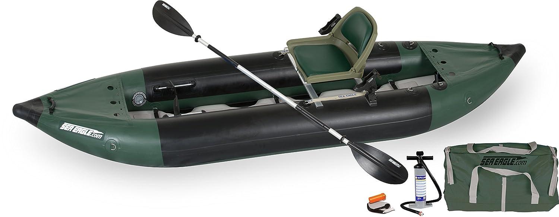 今年も話題の Sea Sea 350FX Eagle 350FX 空気注入式フィッシングエクスプローラーカヤックパッケージ B07BGDBYDR B07BGDBYDR, 72:01c1a5dc --- ballyshannonshow.com
