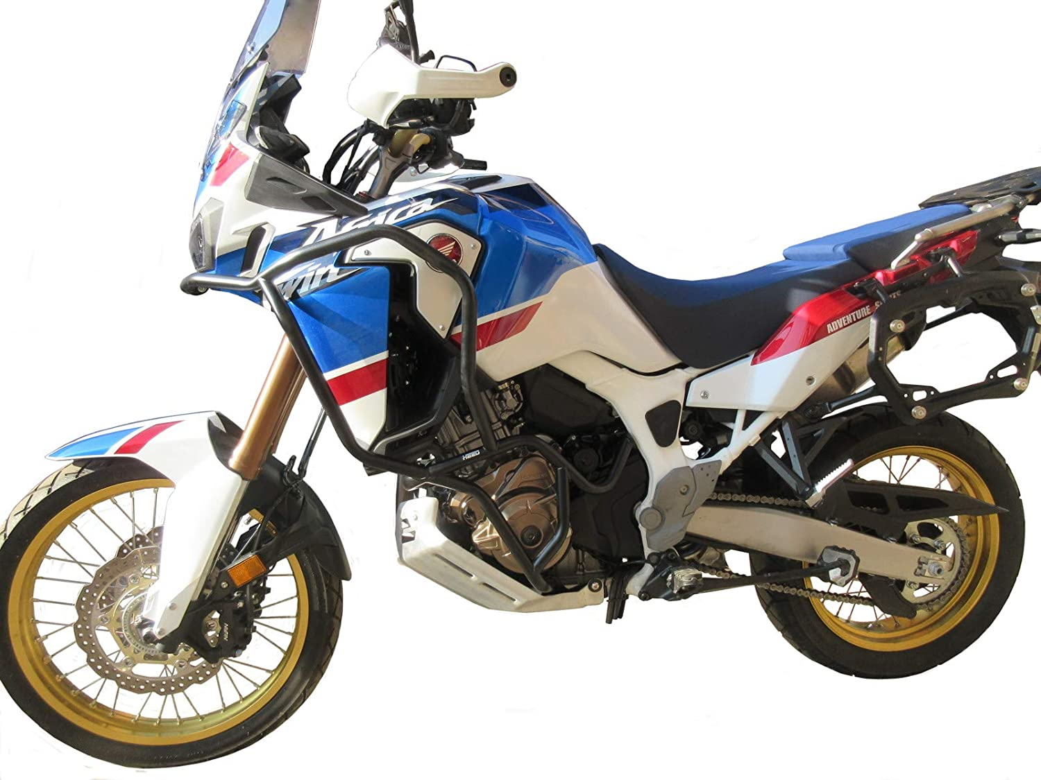Bunker argento Paramotore HEED HONDA CRF 1000 Africa Twin DCT