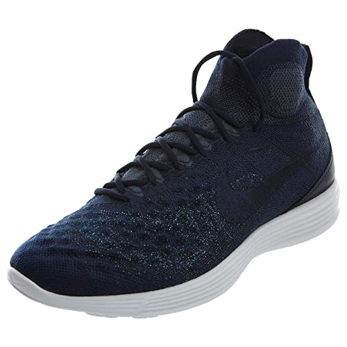 f690148d9f1f Image Unavailable. Image not available for. Colour  Nike Lunar Magista II  FK FC Mens Hi Top Trainers 876385 ...